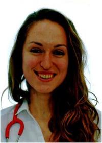 Tierärztin Laura Reuter
