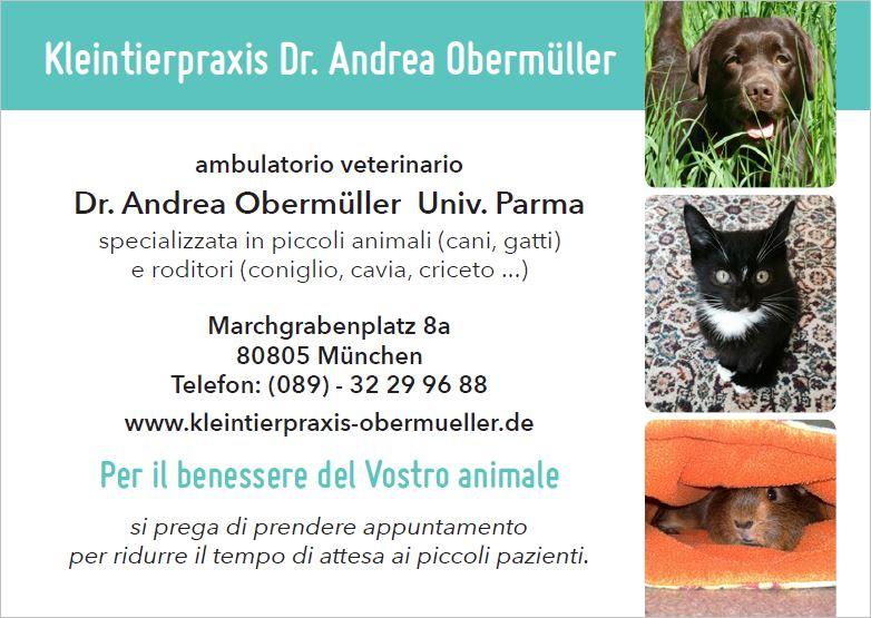 Der italienische Partner der Tierarztpraxis Obermüller
