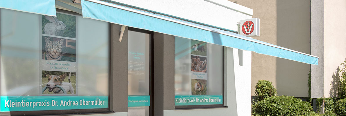 Anfahrt zur Tierarztpraxis Obermüller